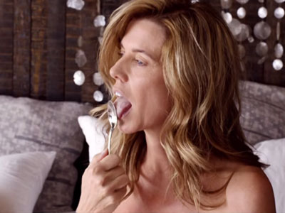 Women Wingnuts Slam Sexy Chobani Ad Featuring Married Lesbians in Bed