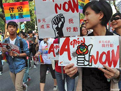 Does Partnership Registration Mean Taiwan Is Ready for Marriage Equality?
