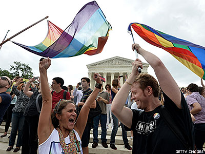 VICTORY AT SUPREME COURT FOR MARRIAGE