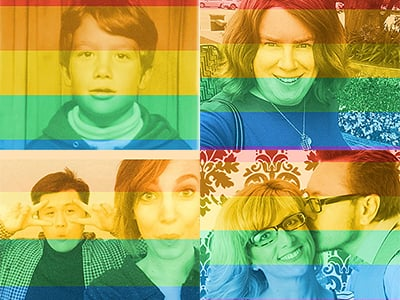 Show Your Pride With A Rainbow Filter For Your Facebook Profile Pic