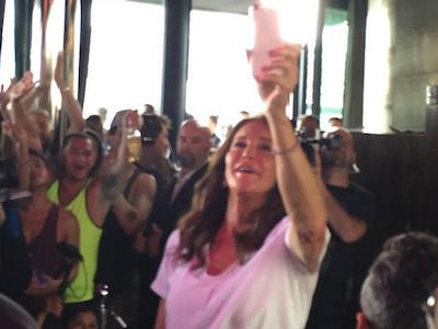 Caitlyn Jenner Attends First Pride Since Coming Out as Transgender
