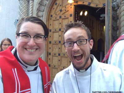 Meet the First Trans Pastor Officially Ordained by the Evangelical Lutheran Church