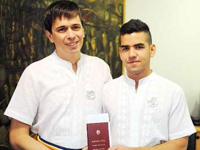 Married Gay Activist's Meeting with Pope Was 'Very Productive'