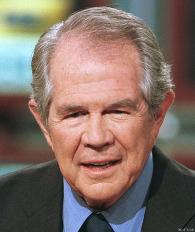 WATCH: Marriage Equality Will Lead to Man-Animal Love Affairs, Says Pat Robertson