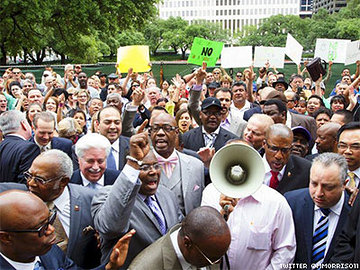 Texas Supreme Court Throws Out Houston's LGBT Protections