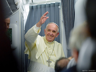 LGBT Groups Seek 'Reconciliation' Meeting With Pope Francis