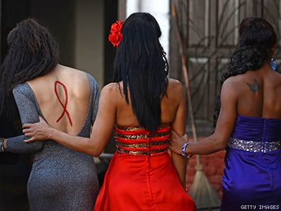 STUDY: Discrimination to Blame for High HIV Rates, Poor Health Care for Trans People