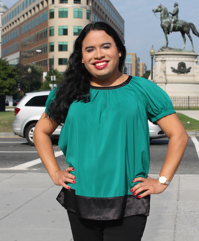 President Obama Appoints First Transgender Woman of Color to White House Post