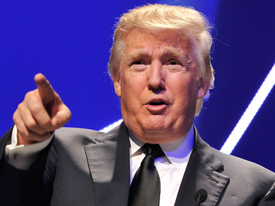 Trump: Same-Sex Marriage Is a Dead Issue