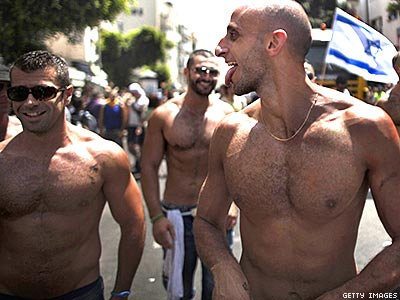 STUDY: One-Third of Israelis Are Bisexual
