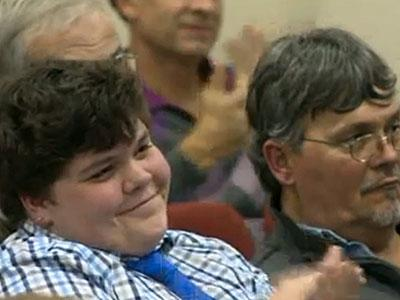 Federal Judge Denies Trans Student the Right to Use Male Restroom