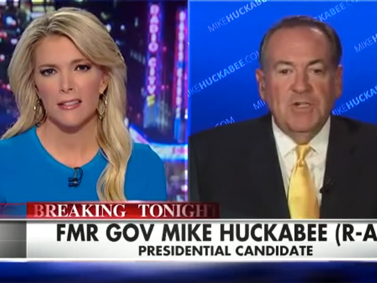 Mike Huckabee: Inviting LGBT Guests to Meet Pope Like Offering Alcoholics an Open Bar