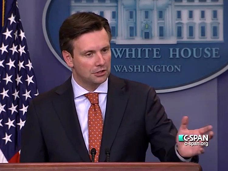 Reporter Asks White House: Whatever Happened to the Equality Act