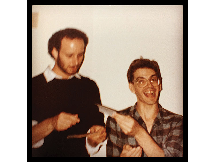 Goldstein and Powers in the early years