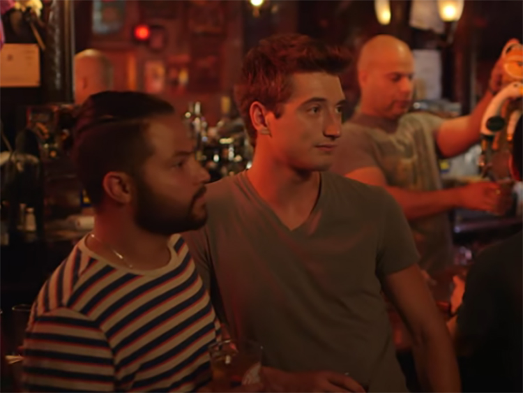 Watch: New PrEP Campaign Targeted at Men Who Like to 'Party'