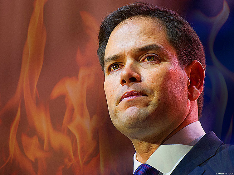 Marco Rubio's America Would Be Hell for LGBT People