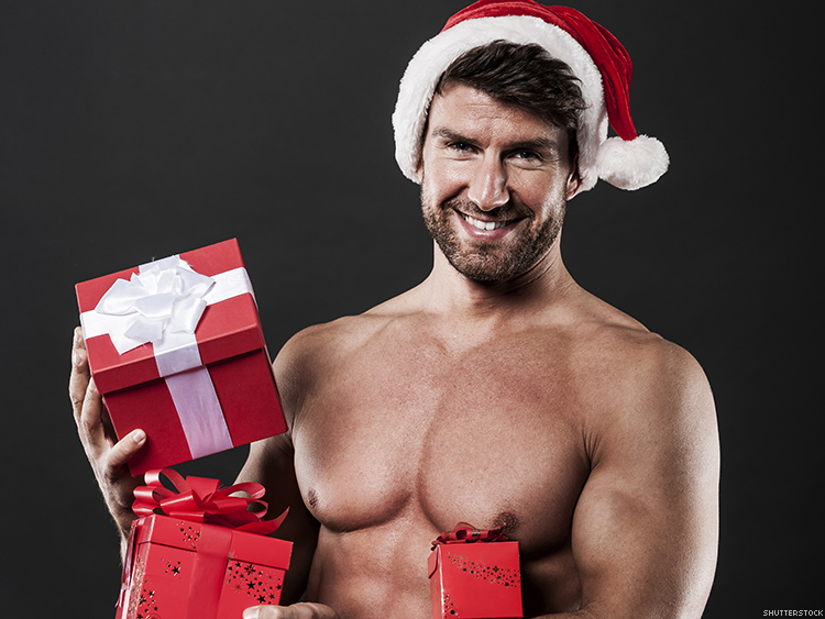 another sexy santa