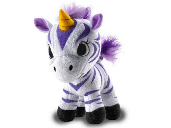 A zebra and a unicorn had a baby and ....