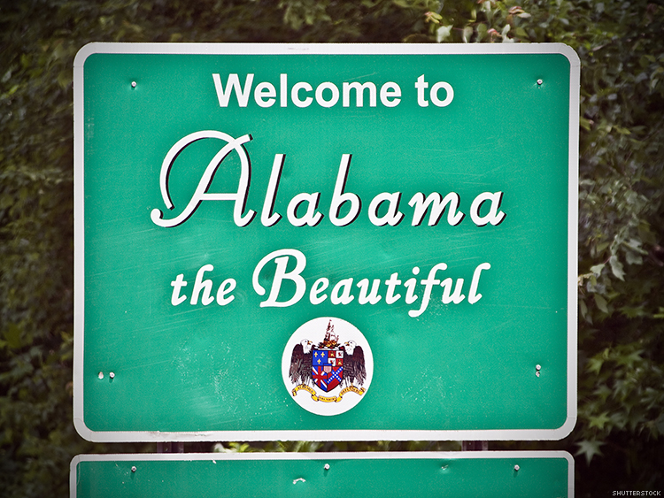 At Least 11 Alabama Counties Refuse to Comply With Marriage Equality