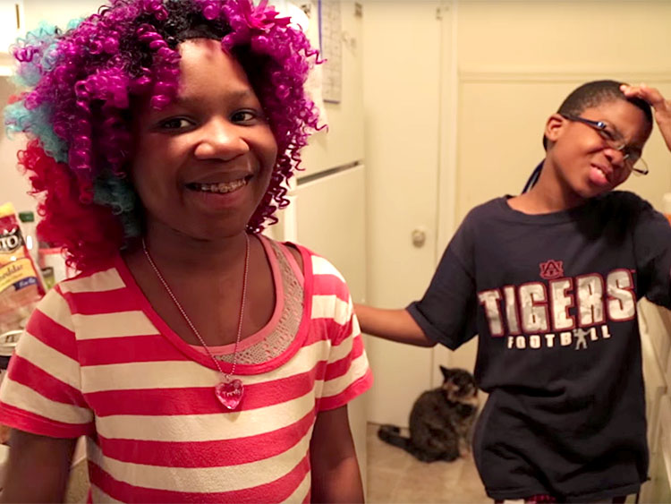 How This Black Mom Is Making a Better World for Her Trans Daughter