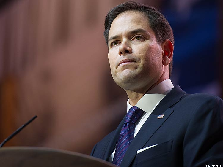 Marco Rubio: 'Gay Community Was Targeted'