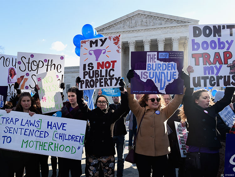 AP Images Abortion Stigma and the Politics of the Closet
