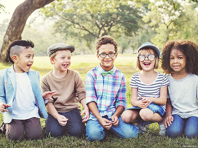 When Kids Ask About Hate, Show Them Love