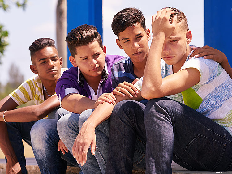 LGBT Teens at Higher Risk for HIV