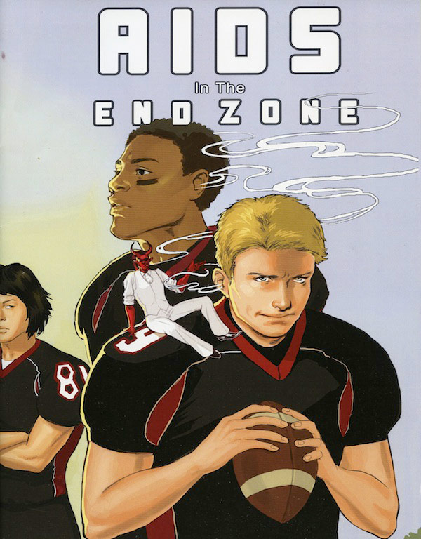 AIDS in the End Zone