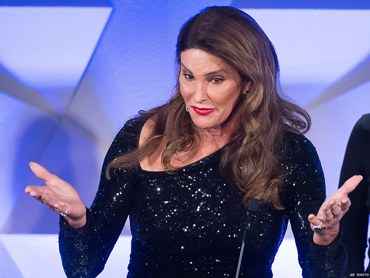 Caitlyn Jenner: It Was Harder Coming Out as a Republican Than Being Trans