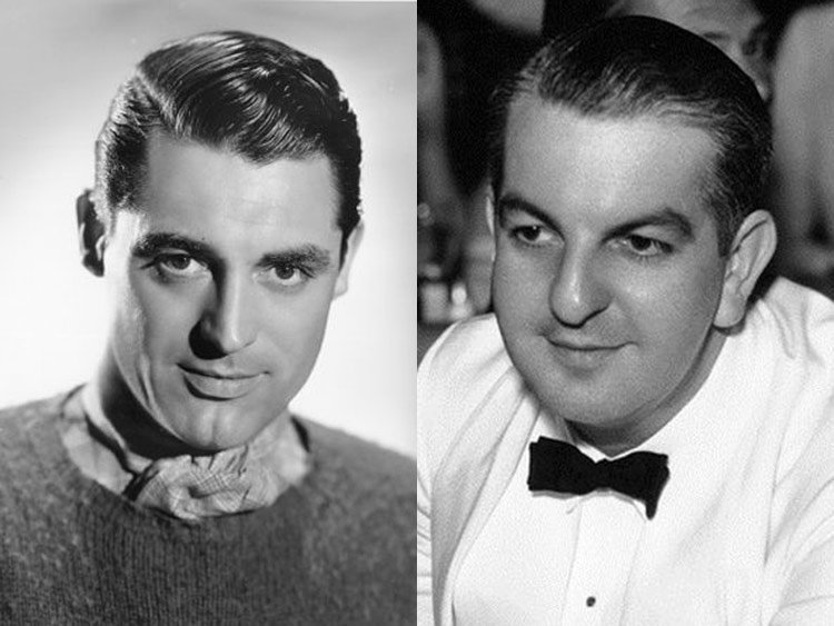 Cary Grant and Orry-Kelly