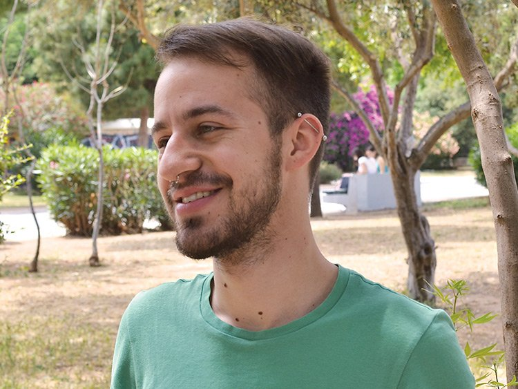 Letter From a Greek Activist Fighting the Binary