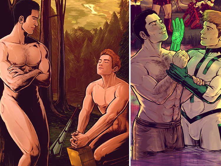 Why Queer Characters in Comic Books Matter