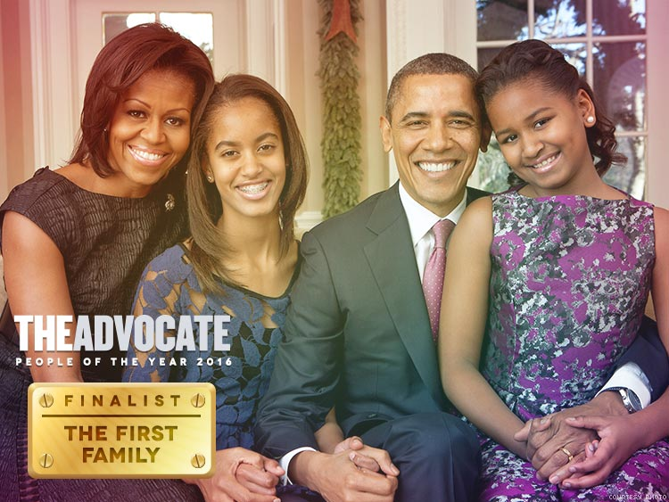 Poty First Family