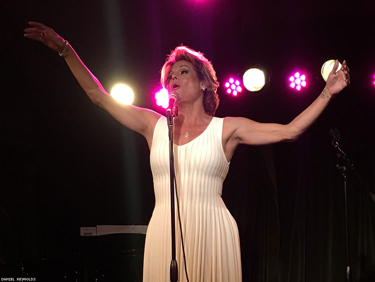 """Alexandra Billings Sings """"Creep"""" for Trans Youth Lost and Living"""