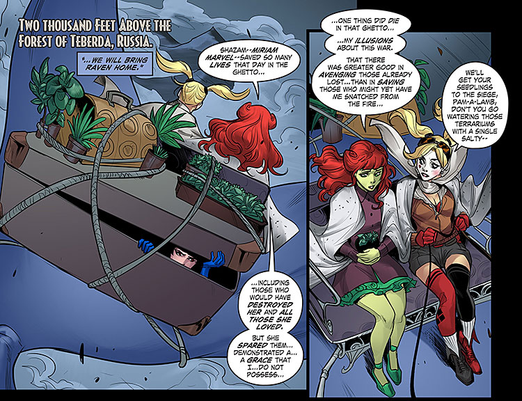 Bombshells Issue 79 Page 7x750