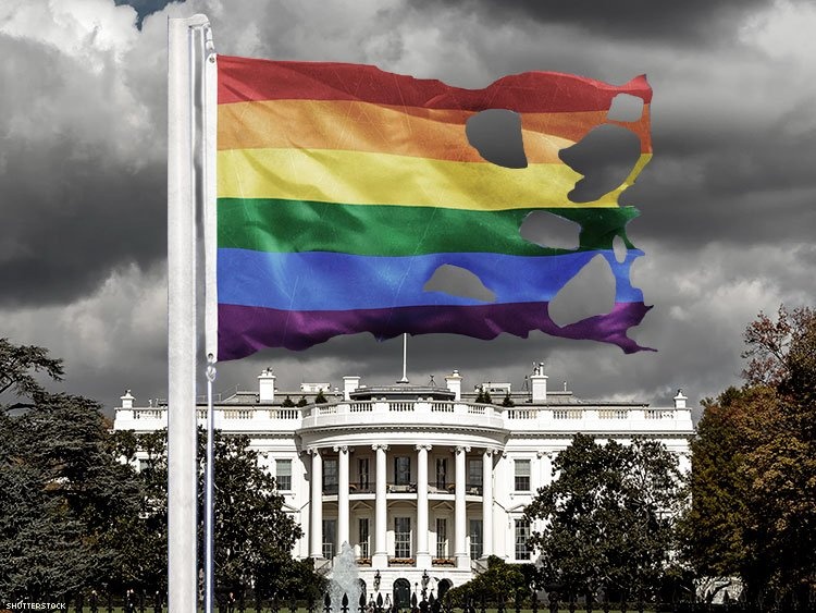 LGBT Community Facing Dire Threats from Federal Government