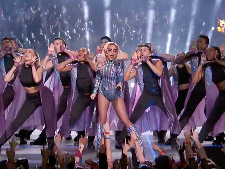 6 Ways Lady Gaga's Super Bowl Show Was Deeply Subversive