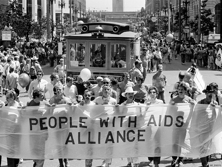 #Trumpcare Could Bring HIV Roaring Back