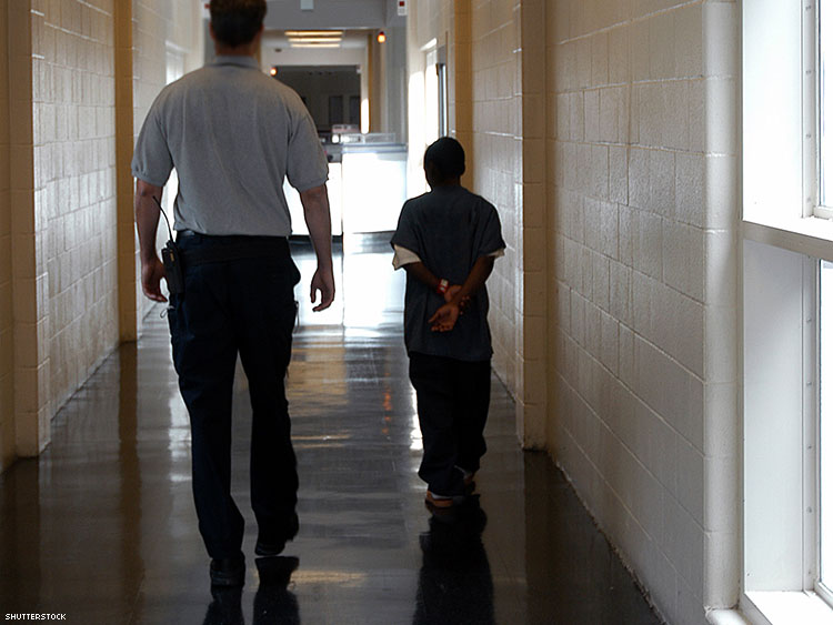 Youth in Jail