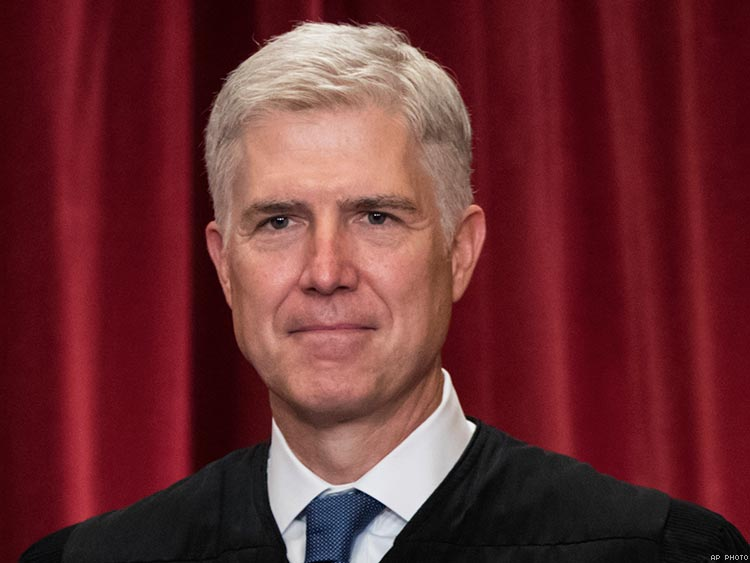Gorsuch Shows His Far-Right, Anti-LGBT Spots