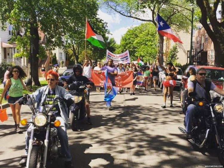 Chicago Dyke March Organizers Are Crowdfunding A Self-Care Retreat