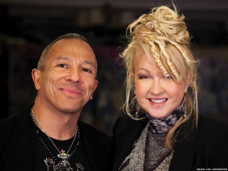 Cyndi Lauper: 'When Things Get Really Bad, Artists Respond'