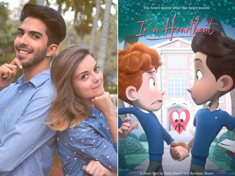 Behind the Scenes with Creators of 'Heartbeat' Viral Cartoon