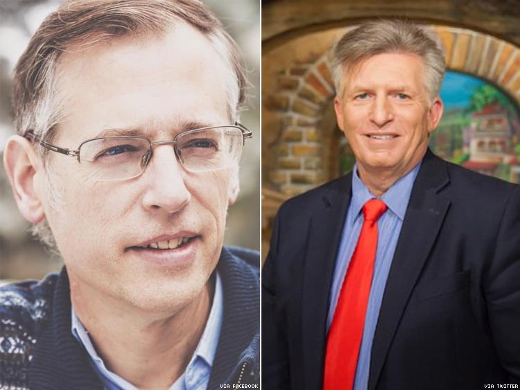 Kevin Swanson and Rick Wiles
