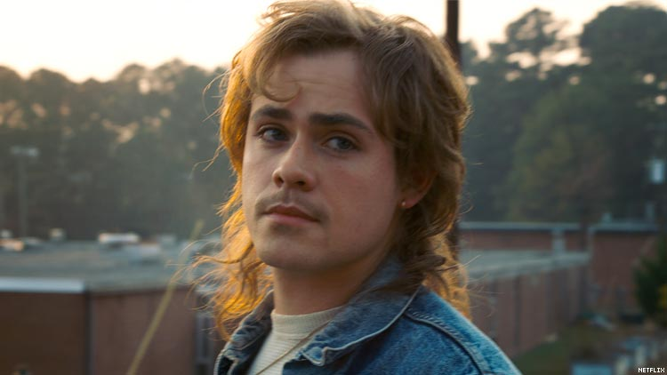 Billy Hargrove (Dacre Montgomery)