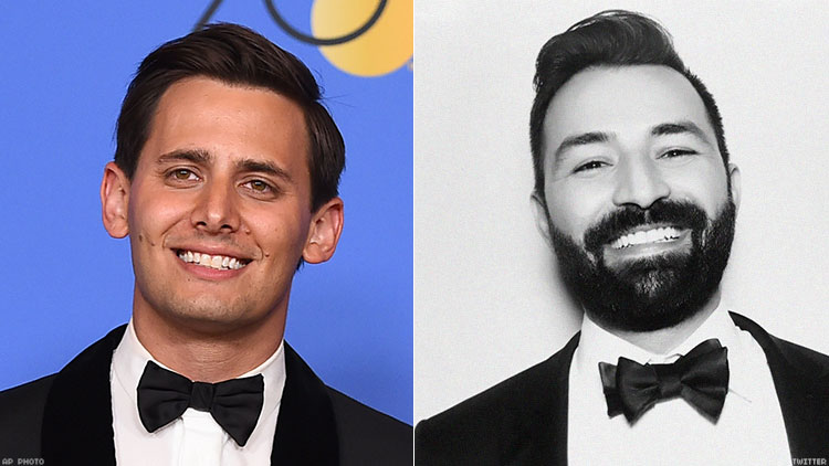 Two LGBT Winners at the 2018 Golden Globes
