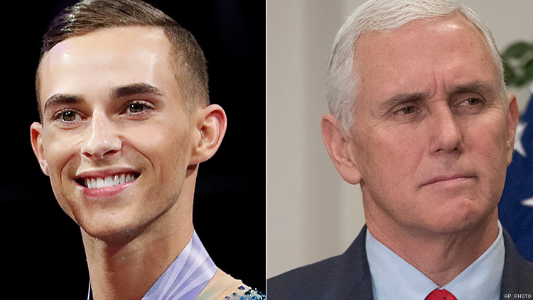 Rippon and Pence