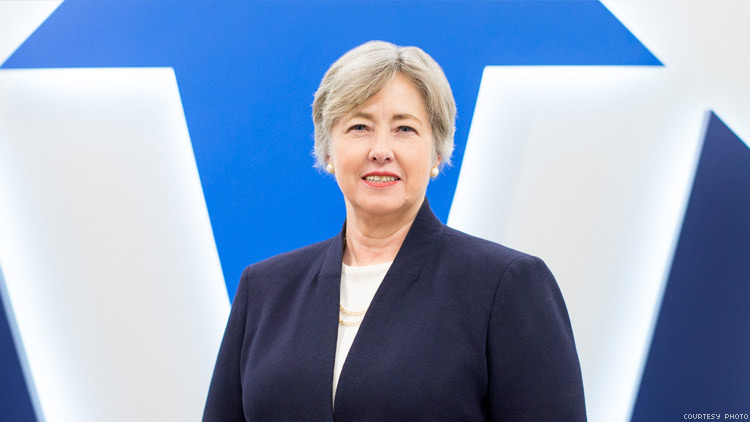 Mayor Annise Parker, President & CEO of LGBTQ Victory Fund