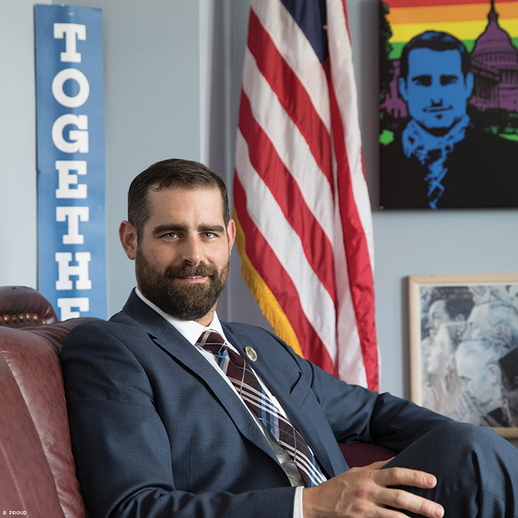 Brian Sims by B Proud